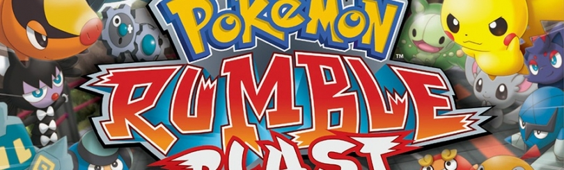 Pokemon Rumble Blast Cheats 3ds