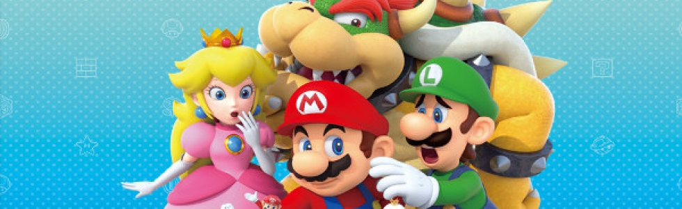 Mario party 10 release date